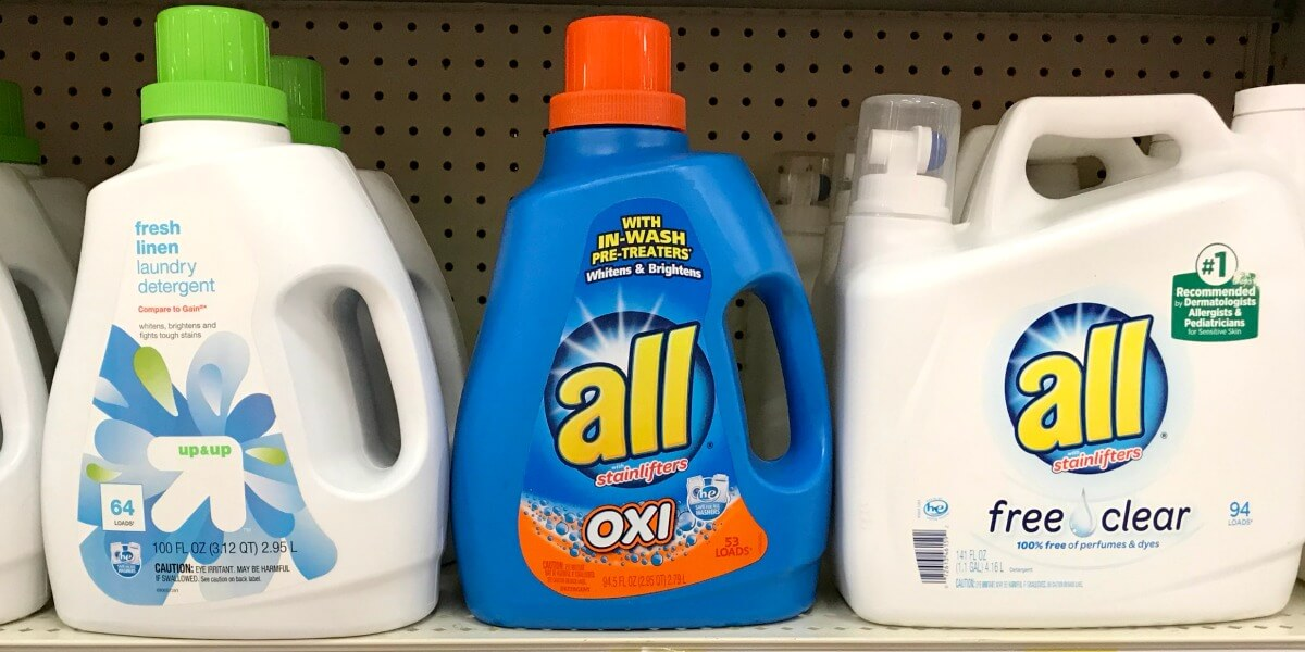 all Laundry Detergent Just $0.99 at ShopRite!