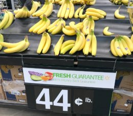 FREE Bananas at Walmart or Target! {Rebate}