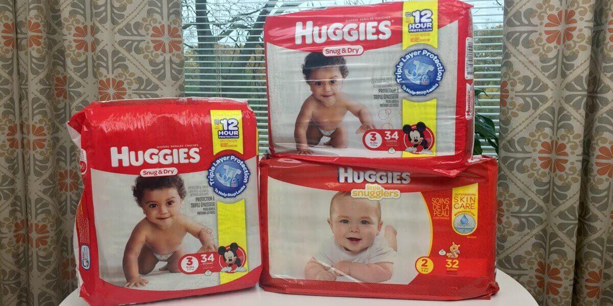 $6 in New Huggies Coupons - $2.16 Jumbo Packs at ShopRite & More!
