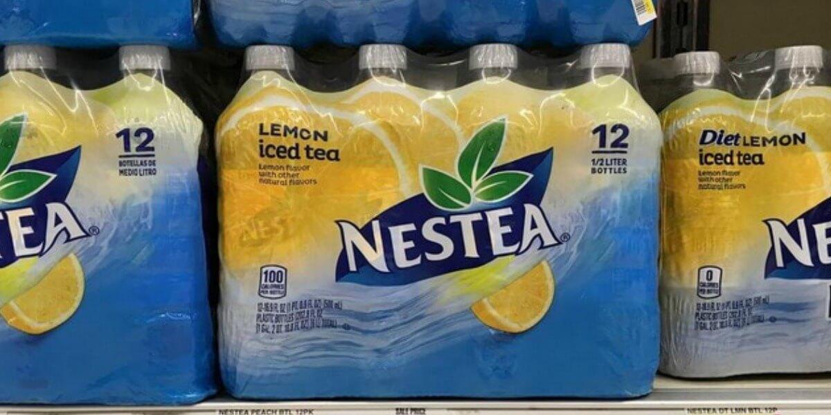 coupons for nestea iced tea