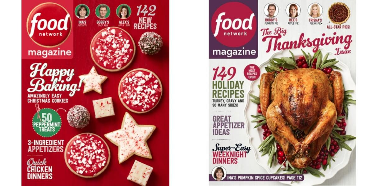 Food network magazine 795yearliving rich with coupons food network magazine 795year forumfinder Images