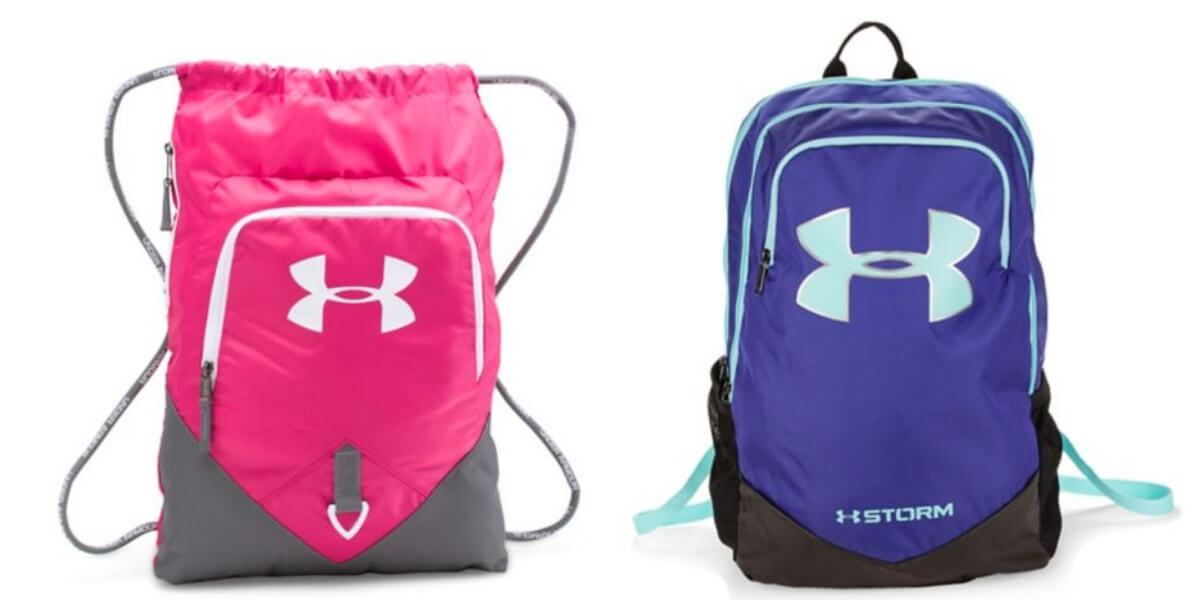 75% Off Select Under Armour   PUMA Backpacks and Bags Starting at  8.75! 0ee60ece71b2f