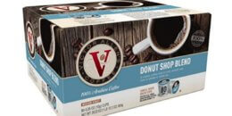 Victor Allen Coffee Single Serve K-Cups, 80 Count $17.35 ($.22/Cup)