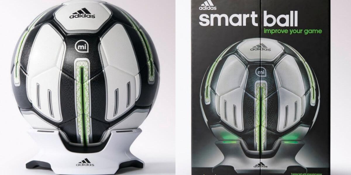 bd241b303 Adidas Micoach Smart Soccer Ball $69.30 (Reg. $200)Living Rich With ...
