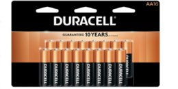 Office Depot/Max: FREE Duracell Coppertop Or Energizer Batteries {After Rewards}