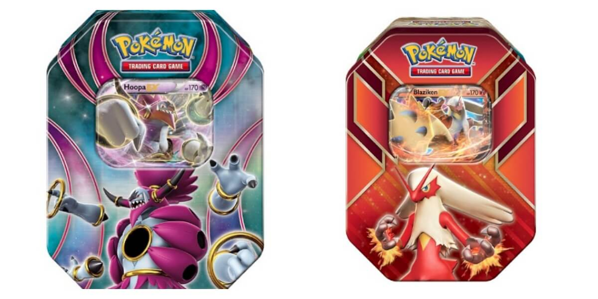 Target 50 Off Pokemon Tins Free 3 Pack Of Pikachu