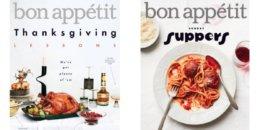 Bon Appetit Magazine Only $4.95 per Year!