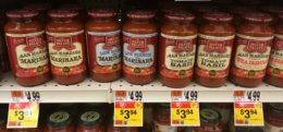 Silver Palate Pasta Sauces only $2.50 at Stop & Shop {No Coupons Needed}