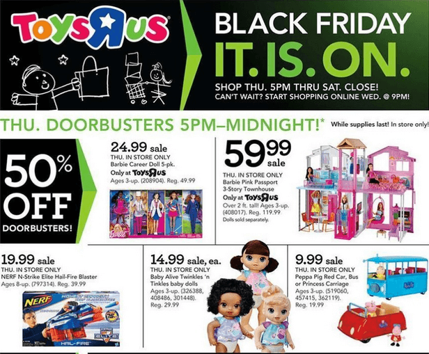 black friday coupons for toys r us