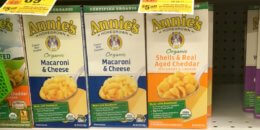 Annies Organic Mac & Cheese Just $0.67 at Stop & Shop