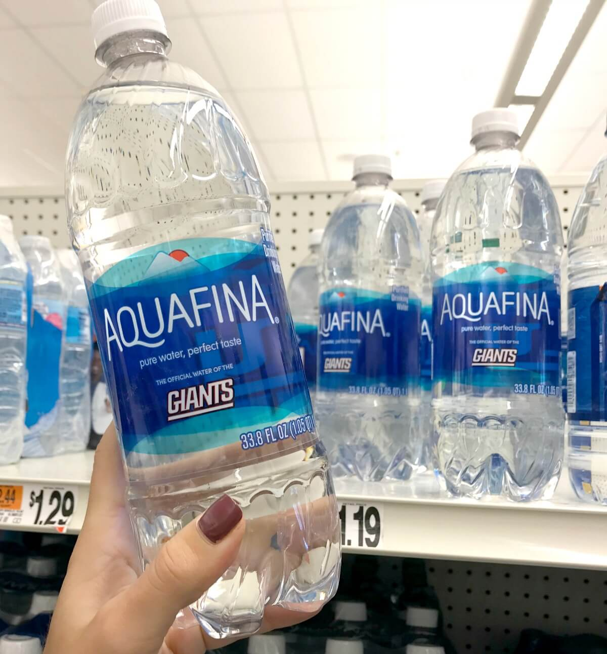 2 In New Aquafina Single Serve Water Coupons 0 99 At