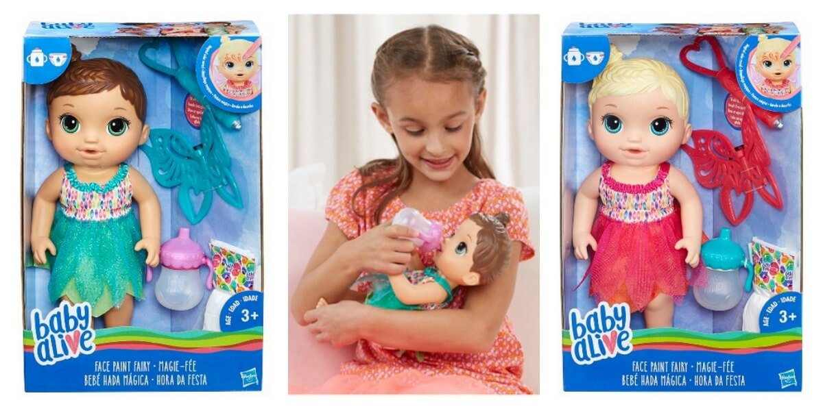 Target Kids Daily Deal Cartwheel Offer Save 25 Off Baby Alive