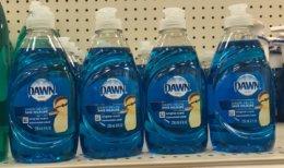 Walgreens Shoppers - $0.49 Dawn Dish Liquid & Puffs Facial Tissues!