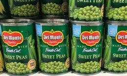 Del Monte Canned Veggies Only $0.63 at Stop & Shop!