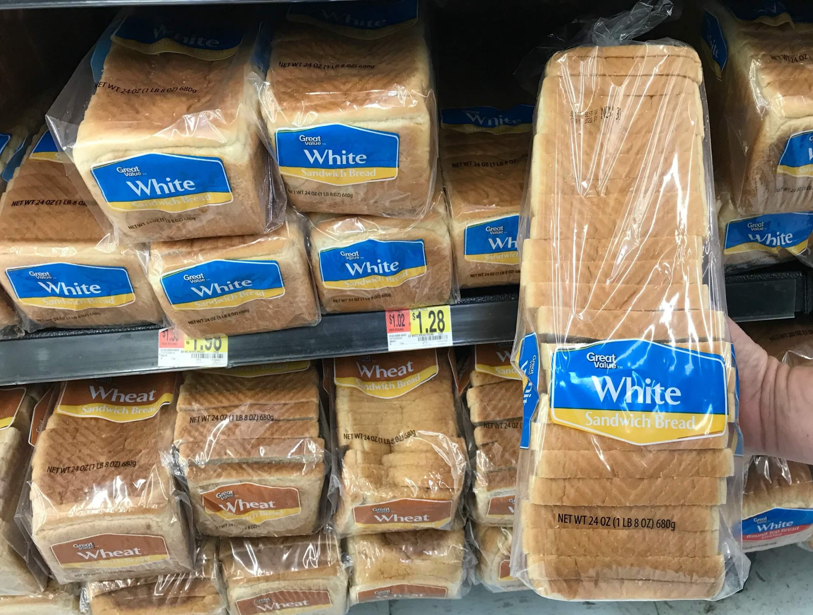 Walmart Shoppers - FREE Loaf of Sandwich Bread! {Rebate}Living Rich