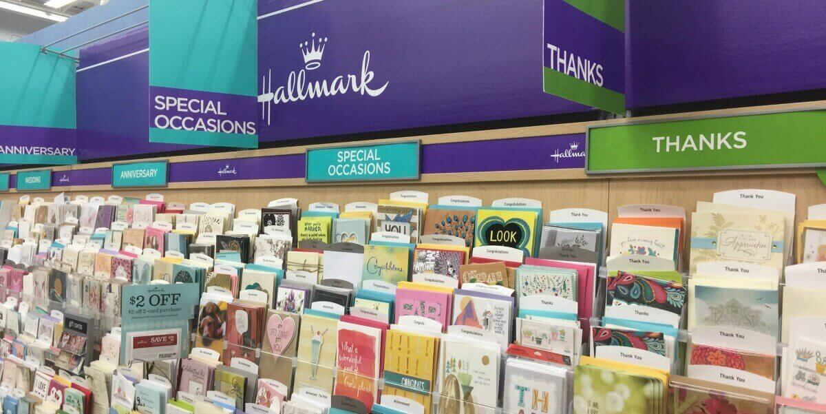 Last Chance Hallmark Greeting Cards As Low As 017 At Stop Shop