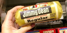 New $1/2 Jimmy Dean Fresh Sausage Products Coupon & Deals!