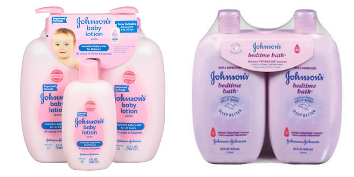 BJ's Wholesale Shoppers - Johnson's Baby Products as Low as FREE!