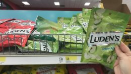 Target Shoppers – $0.67 Luden's Throat Drops!