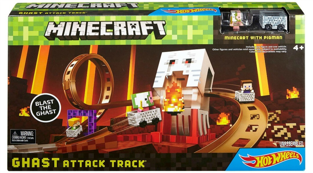 Target Kids Daily Deal Cartwheel Offer - Save 40% on Minecraft Toys ...