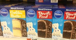 Pillsbury Cake Mix or Frosting Just $0.50 at Acme!
