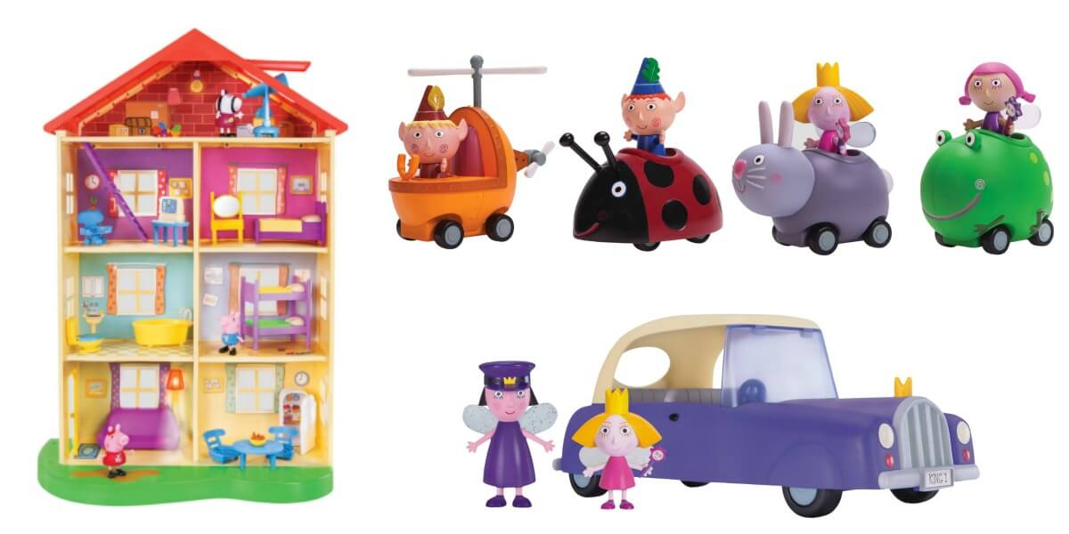 12d1ac568 Target Kids Daily Deal Cartwheel Offer – Save 25% on Peppa Pig and Ben &  Holly Toys {Today Only}