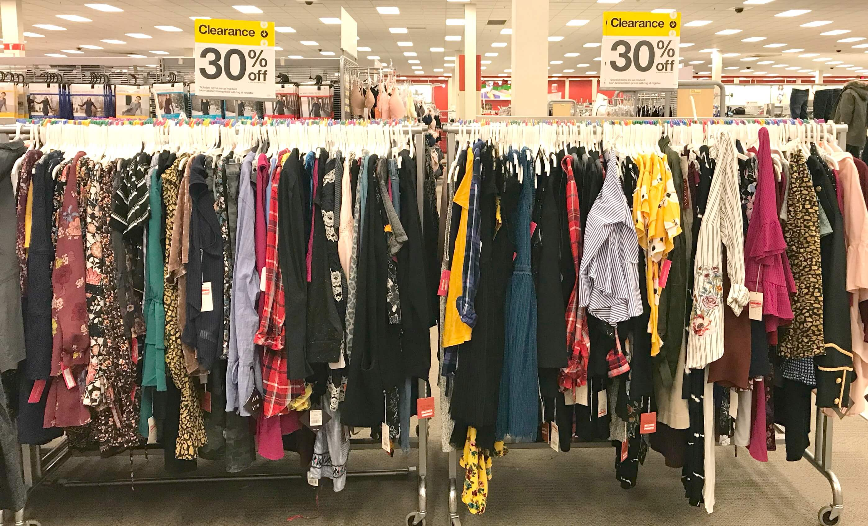 be94cec4079 Get an Extra 20% off Clearance Women Clothing   Accessories at Target!