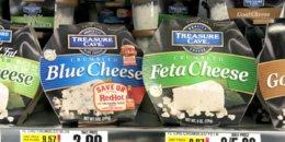 New $0.50/1 Treasure Cave Cheese Coupon + Deals at Walmart, ShopRite & More!
