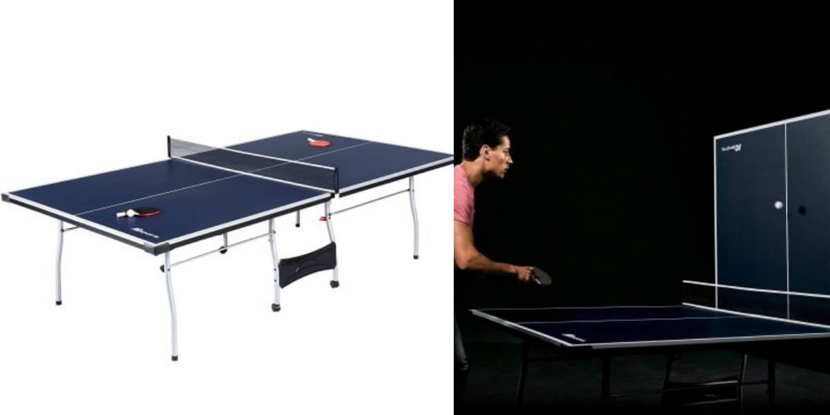 MD Sports Official Size Table Tennis Table $69.47 (Reg. $162)