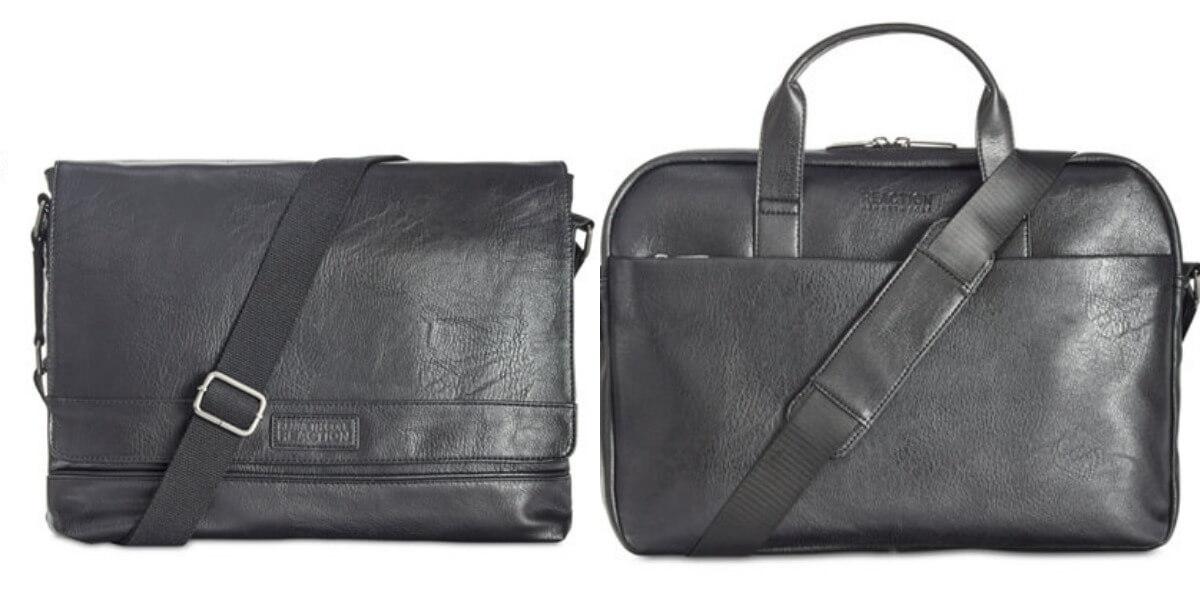 Kenneth Cole Reaction Men\'s Business Case or Messenger Bag $29.99 ...