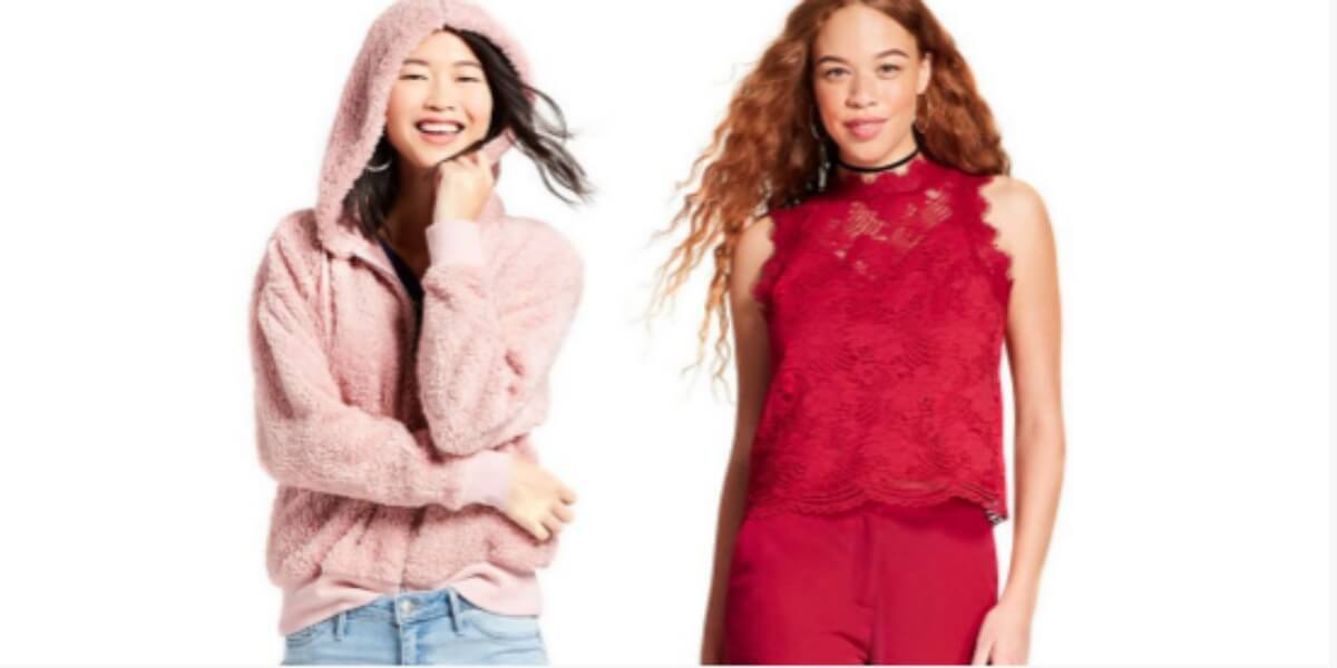 Today Only! 40% Off Women's Mossimo & Mossimo Supply Co. Clothing + $5 off $50