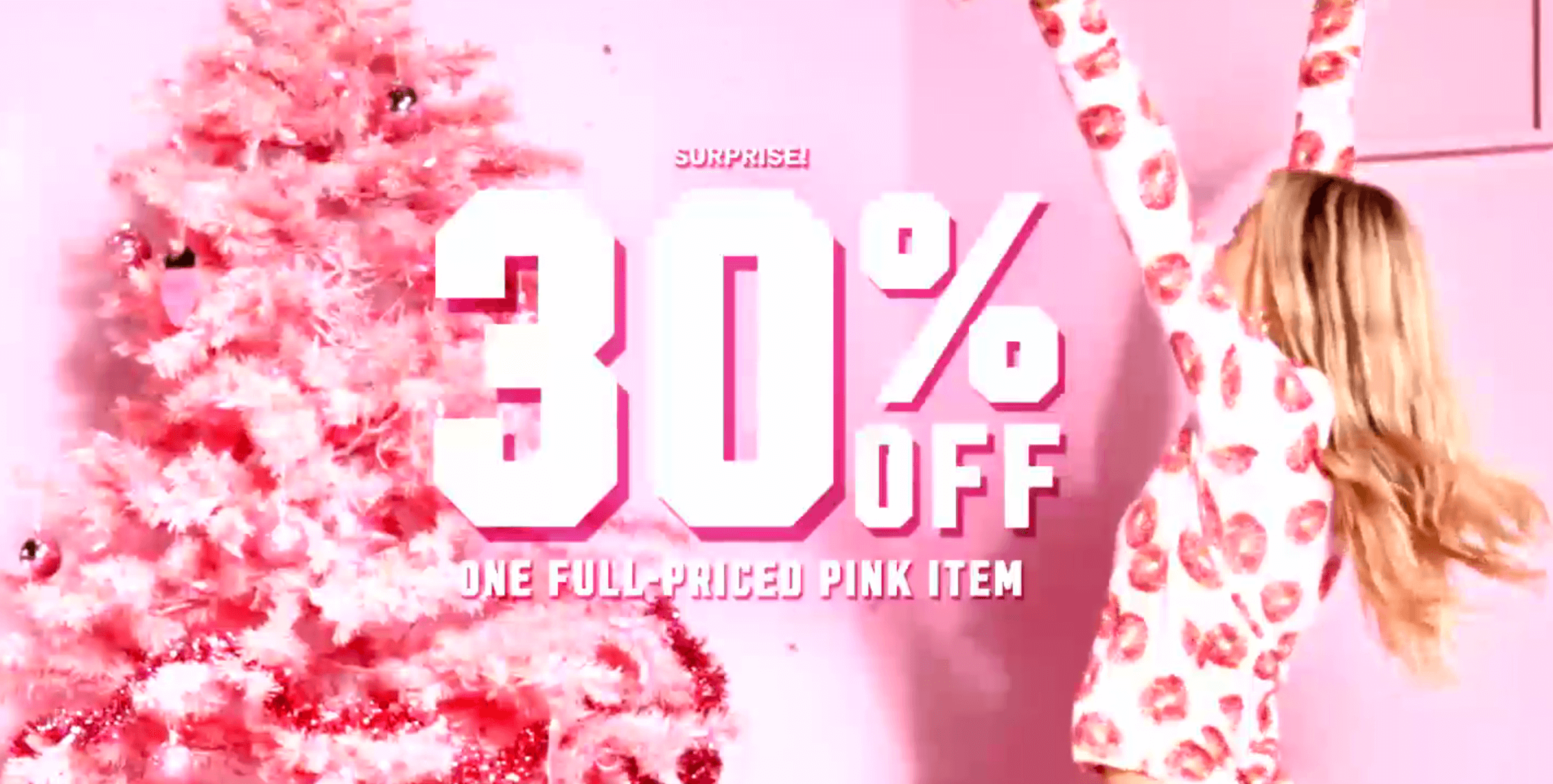 abf0fb695e7 30% off One Pink by Victoria s Secret ItemLiving Rich With Coupons®