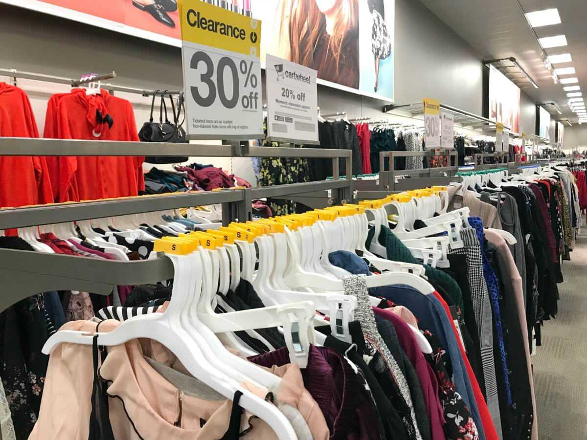 23853d6b7f6 Get an Extra 20% off Women s Clearance Apparel at Target!Living Rich ...
