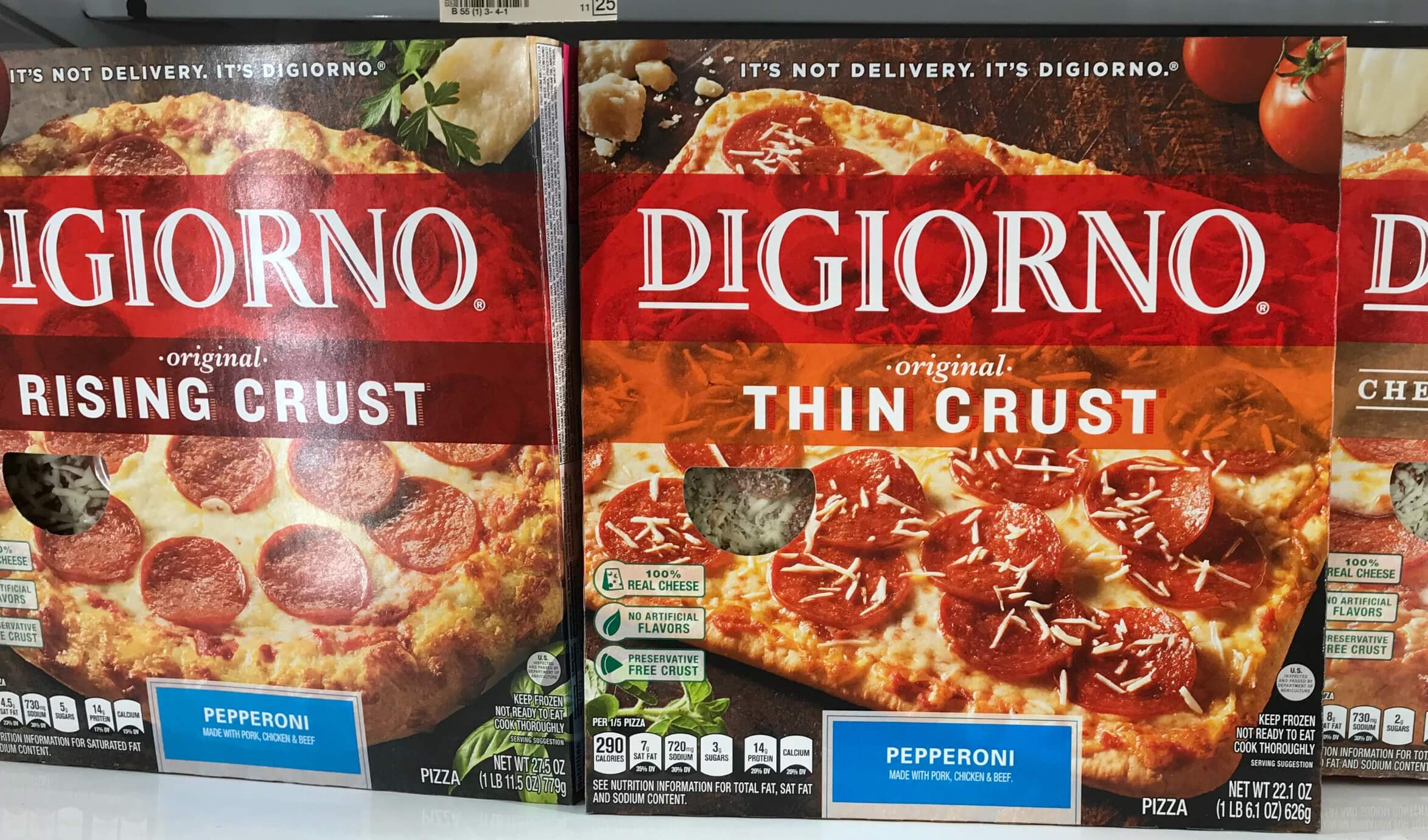 This is a photo of Playful Digiorno Pizza Coupon Printable