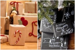 21 of the Most Beautiful Ways to Wrap Christmas Gifts