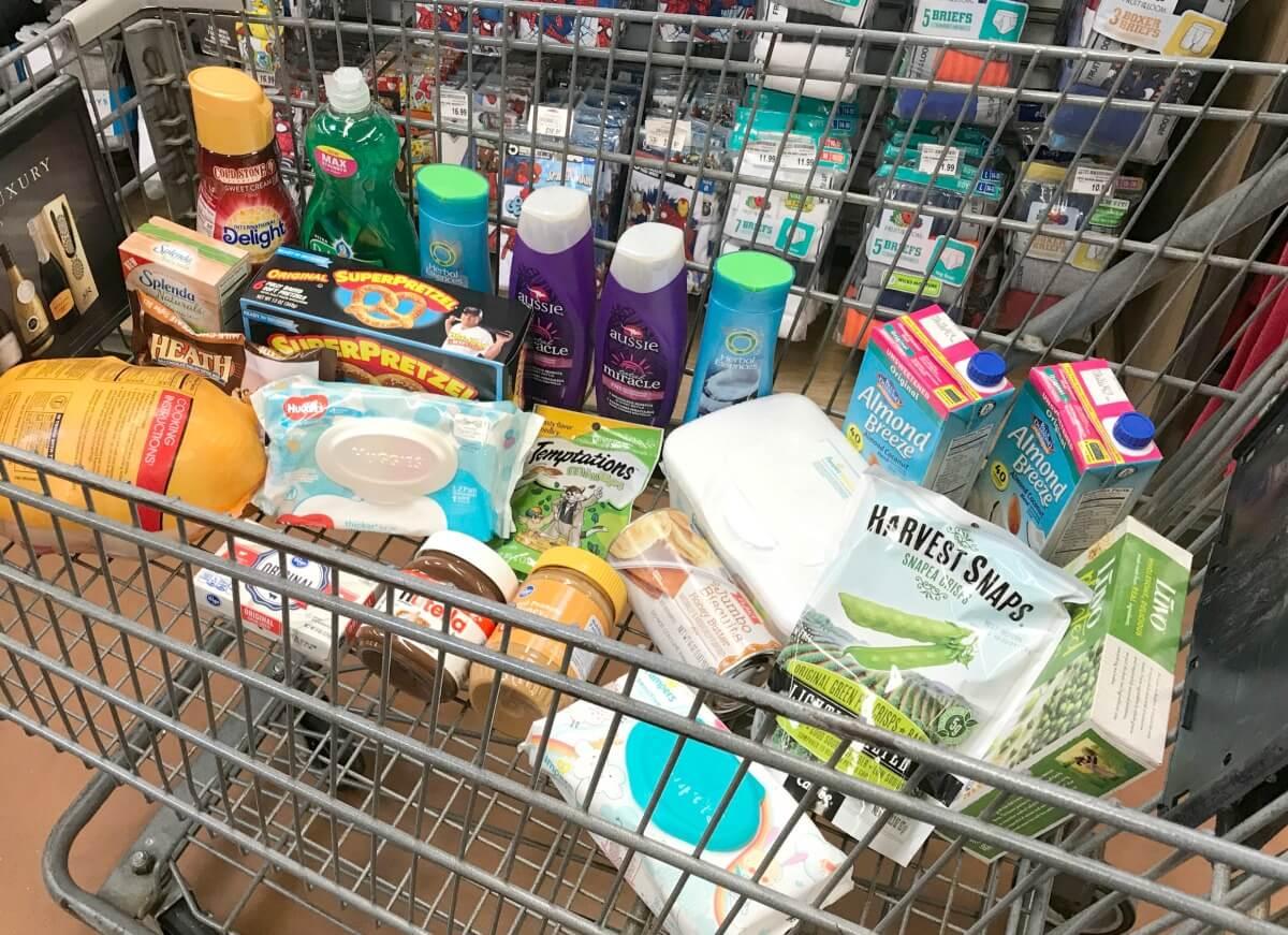 Amanda S Kroger Shopping Trip 15 06 Over 46 In