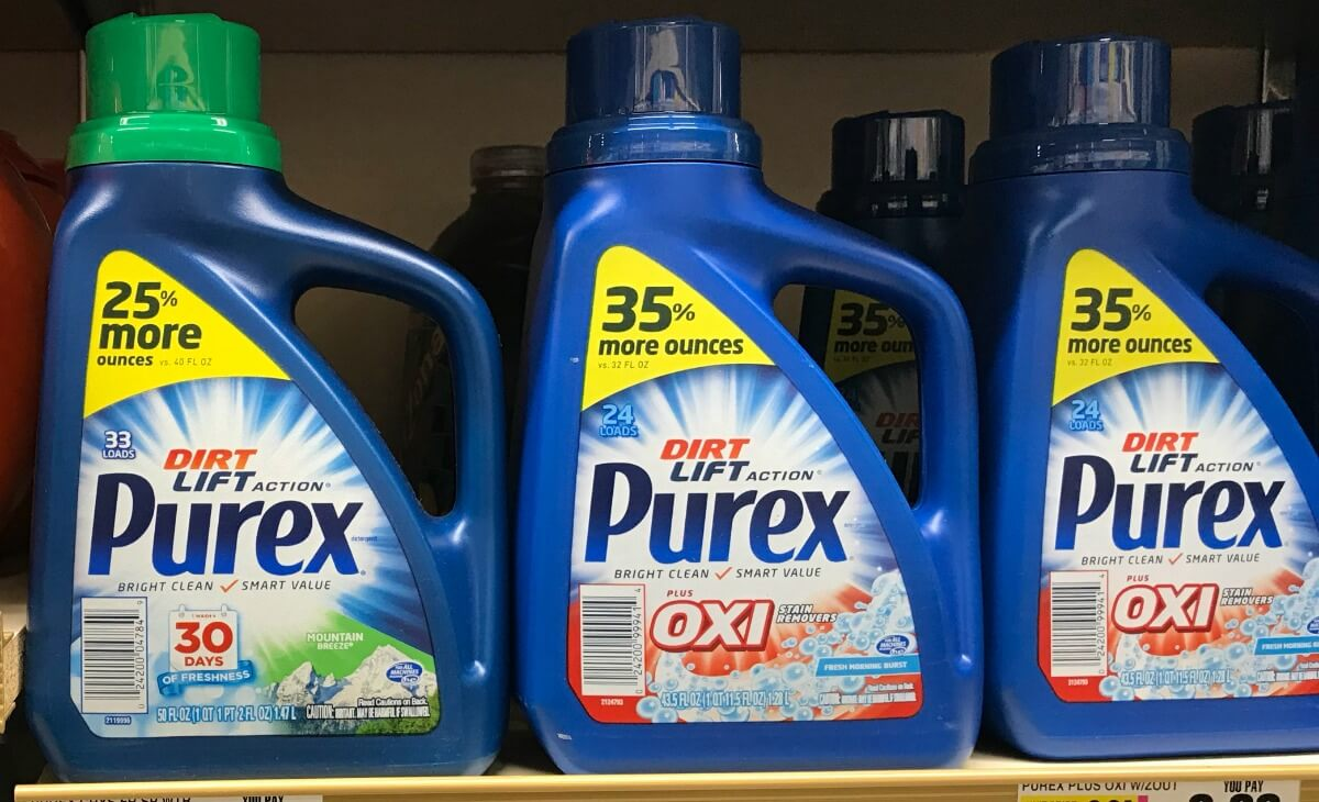 Purex Coupons February 2019