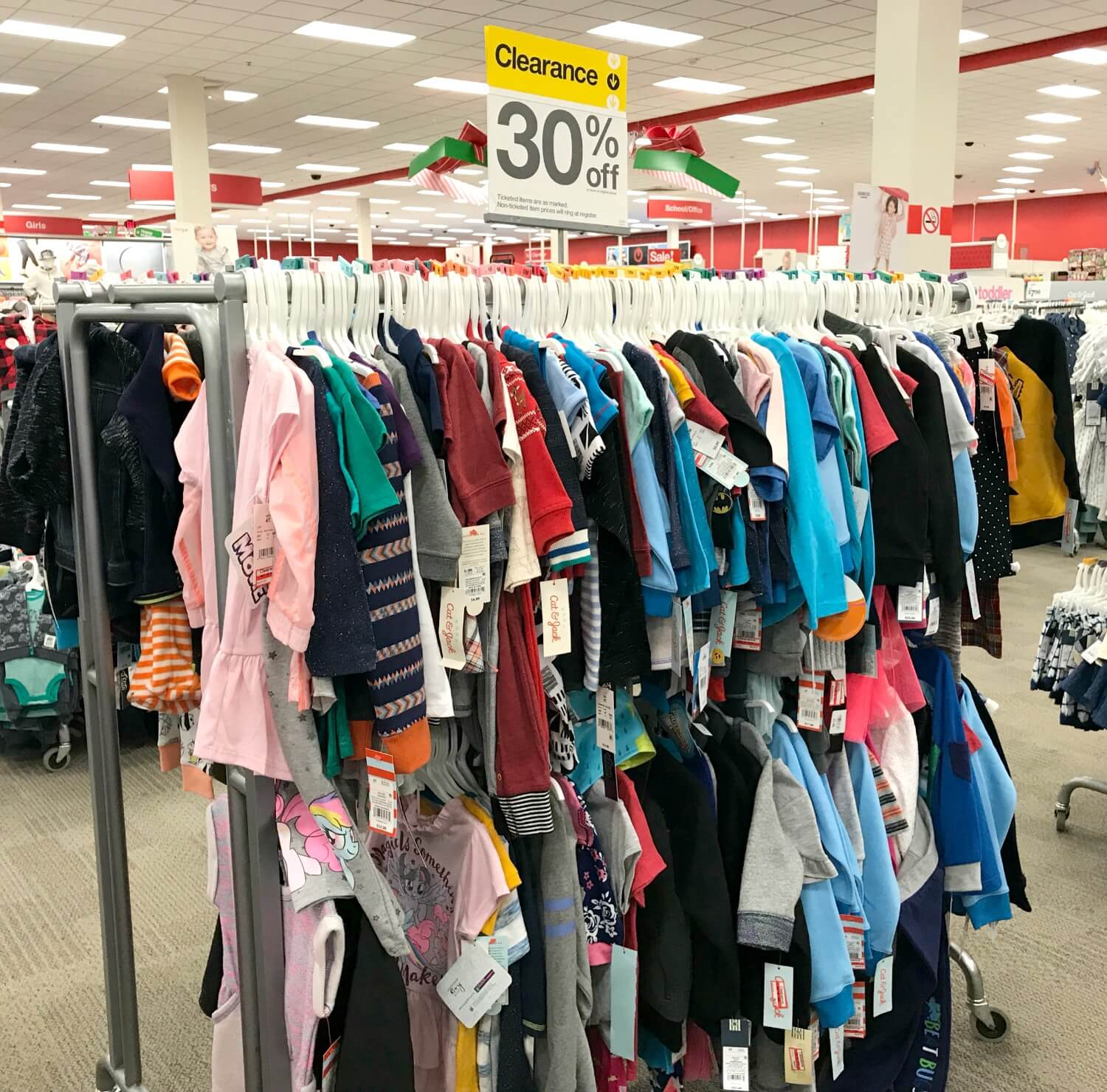 Target Shoppers – Save an Extra 20% on Clearance Kids    Baby Apparel! f63cd3b93ddd