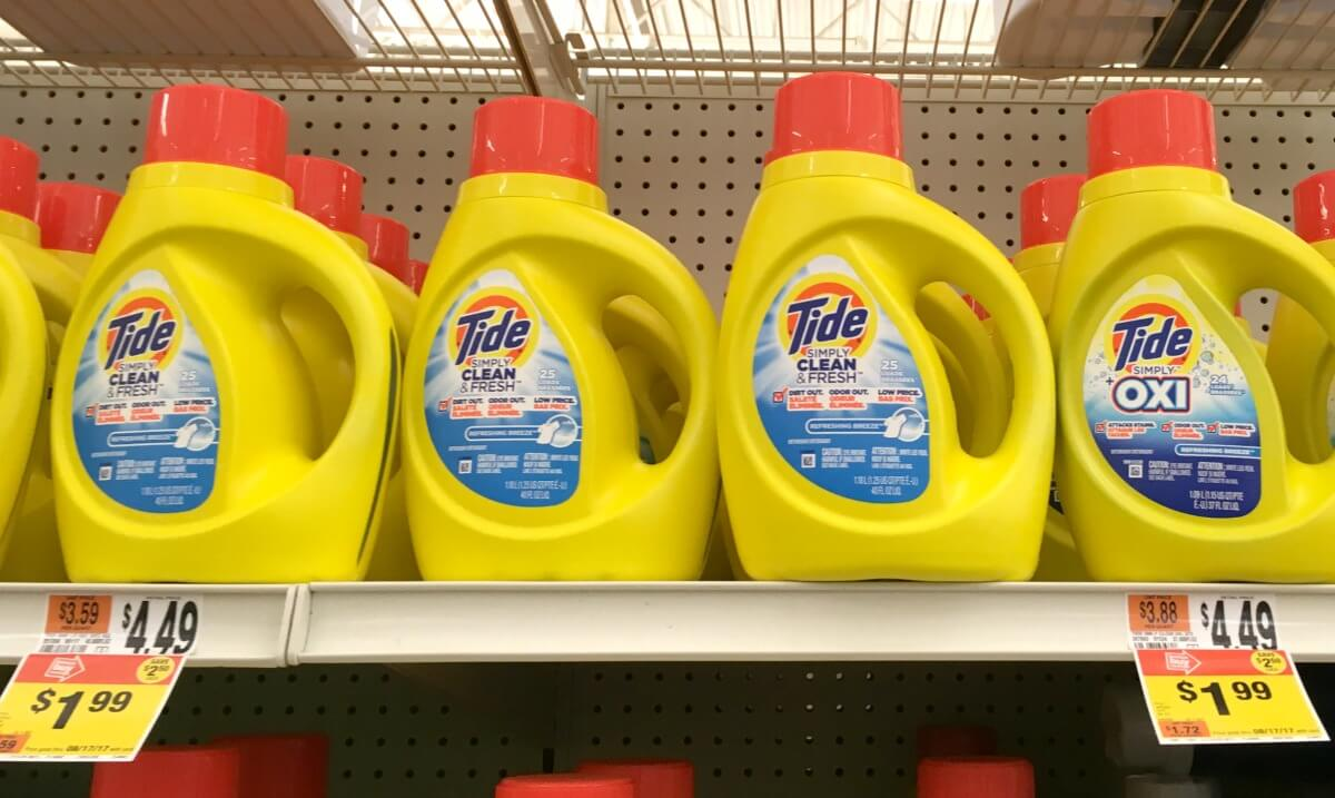 Tide Simply Coupon January 2019