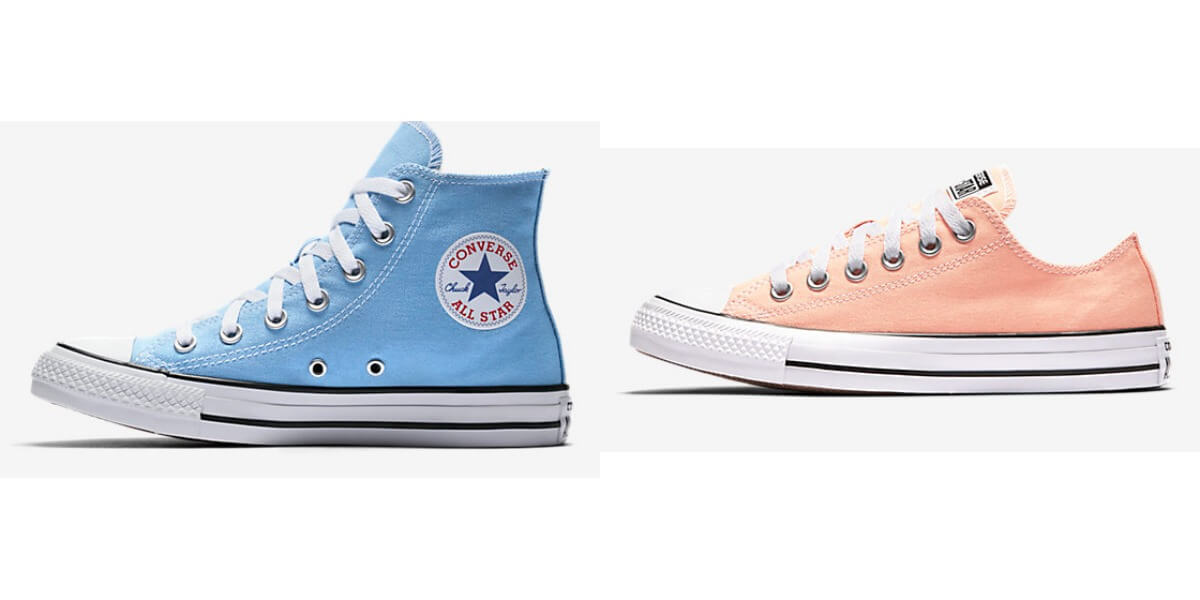 29a8cd6c96 25% Off Converse Clearance Shoes/ Clothes Starting at $4.48 + Free Shipping!