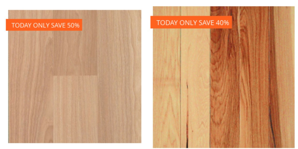Home Depot Today Only Up To 50 Off Select Hardwood Bamboo