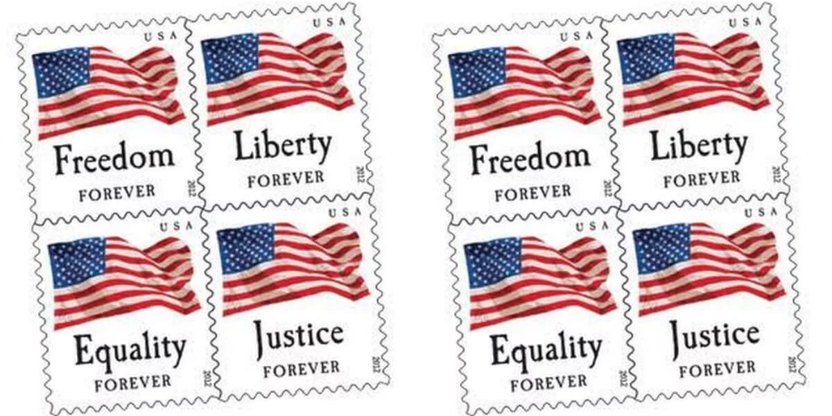 Costco Members: USPS Forever Stamps Booklet 100 count $39