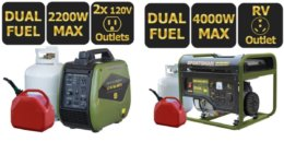 Home Depot: Up to 50% off Select Sportsman Generators and Outdoor Power Equipment