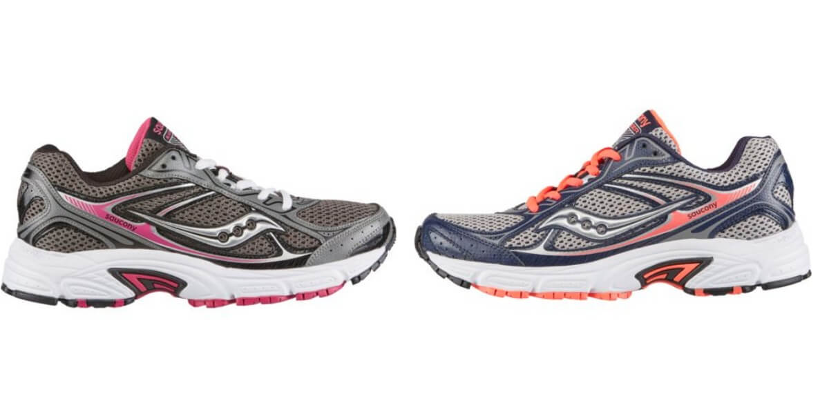 c1aaeee1f8d5 Saucony Women s Grid Marauder 2 Running Shoes just  29.99 + Free Shipping!