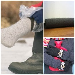 15 Cold Weather Hacks to Help You Cope!
