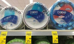 Dixie Paper Plates as Low as $1.42 at Walgreens!