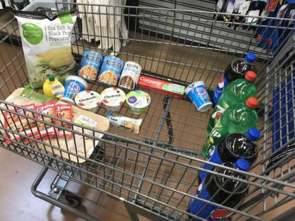 Amanda's Kroger Shopping Trip - $24.57 {Over $49 In Savings Off Regular Price}