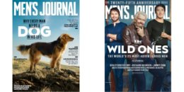 Men's Journal Magazine just $4.99/Year