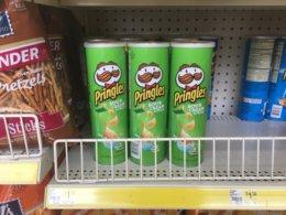 Dollar General Shoppers - $1 Pringles Super Stacks!