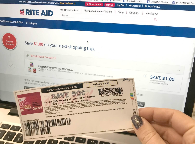 Photo rite coupons aid